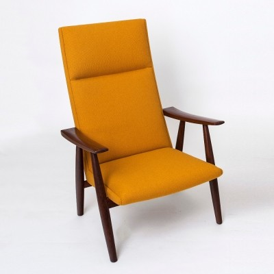 260a lounge chair from the fifties by Hans Wegner for Getama