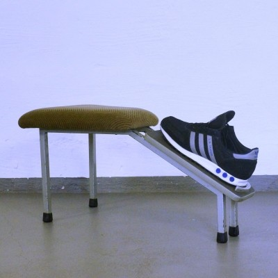 Shoebench from the sixties by unknown designer for unknown producer