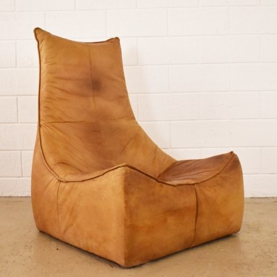 The Rock lounge chair from the sixties by Gerard van den Berg for Montis