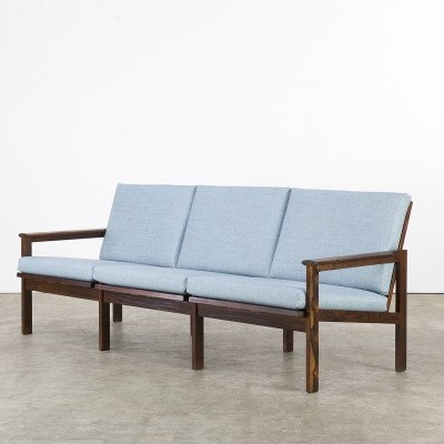 Sofa by Illum Wikkelsø for N. Eilersen, 1960s