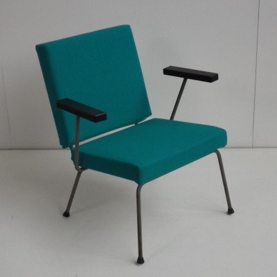 Model 1407 lounge chair by Wim Rietveld for Gispen, 1950s