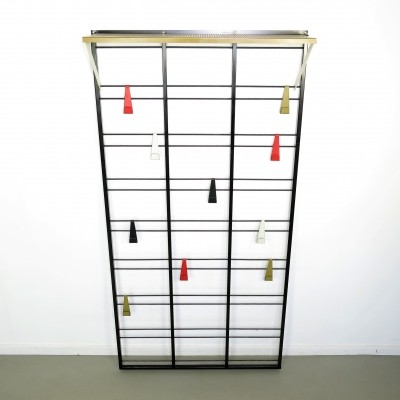 Toonladder coat rack by Coen de Vries for Devo, 1950s