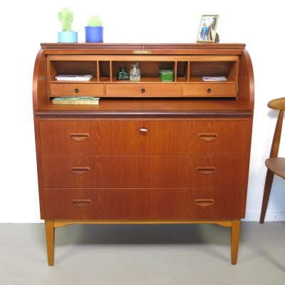 Secretaire cabinet from the sixties by Gustafssons Broderna for unknown producer