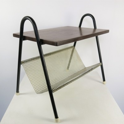 Magazine holder from the sixties by unknown designer for Pilastro