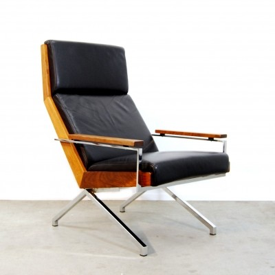 Lotus lounge chair from the nineties by Rob Parry for unknown producer
