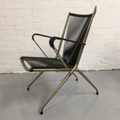 Lounge chair from the fifties by André Monpoix for unknown producer