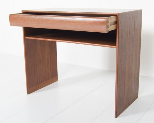 Side table from the sixties by unknown designer for Th. Poss EFTF