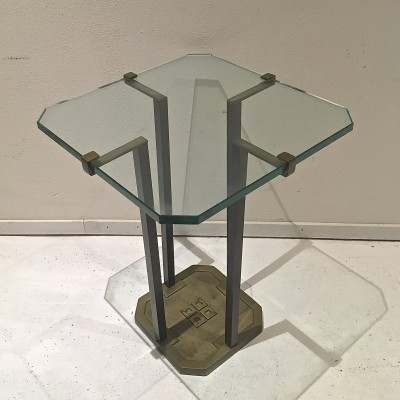 Side table from the seventies by Peter Ghyczy for unknown producer