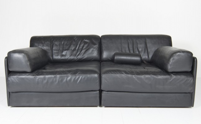 DS 76 sofa from the seventies by De Sede Design Team for De Sede