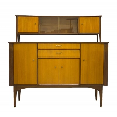 Cabinet from the fifties by unknown designer for Nathan Furniture England