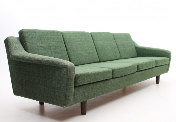 4 seat sofa from the fifties by Gustav Thams for Vejen Polstermøbelfabrik