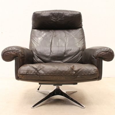 DS31 lounge chair by De Sede, 1960s