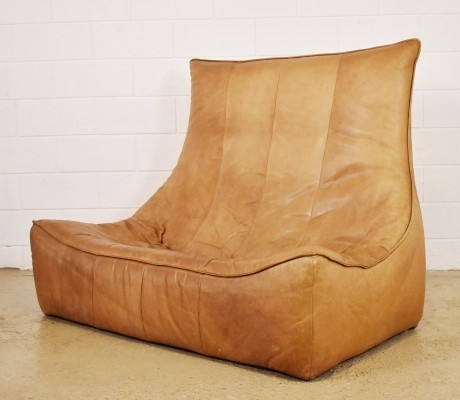 The Rock 2,5 seater sofa from the sixties by Gerard van den Berg for Montis