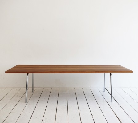 Coffee table from the fifties by Hans Wegner for Andreas Tuck