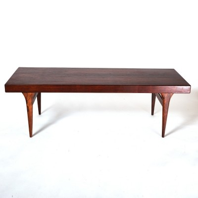 Model 281 coffee table from the sixties by Johannes Andersen for CFC Silkeborg