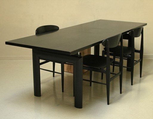 Dining table from the fifties by Le Corbusier for Cassina