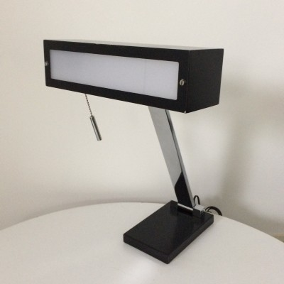 Desk lamp from the sixties by unknown designer for Hillebrand