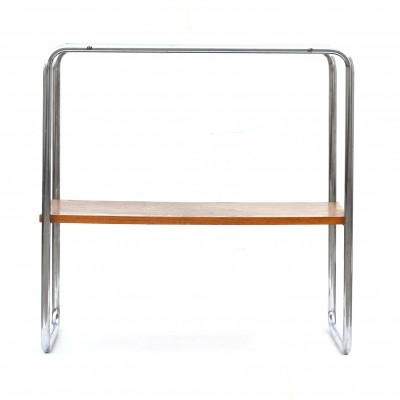 Side table from the fifties by unknown designer for Kovona NP