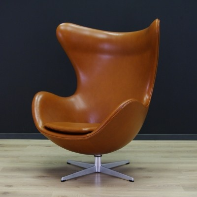 3316 The Egg lounge chair from the sixties by Arne Jacobsen for Fritz Hansen