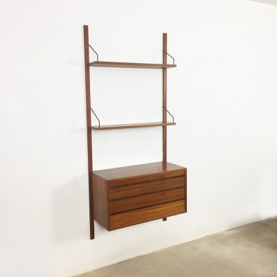Royal System wall unit from the sixties by Poul Cadovius for Cado
