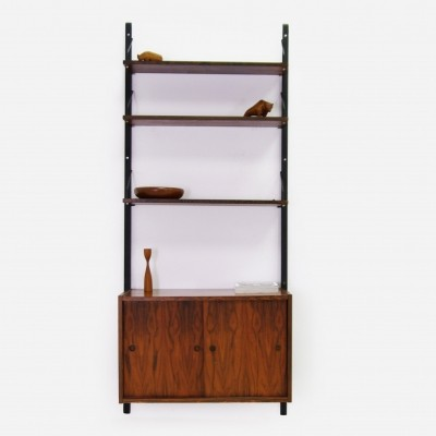 Wall unit from the seventies by Poul Cadovius for Cado