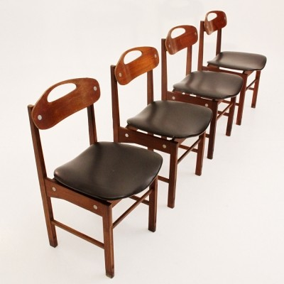 Dinner chair from the sixties by unknown designer for Pillinini