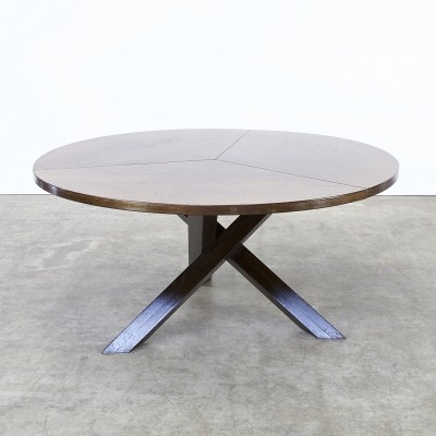 Dining table from the sixties by Martin Visser for Spectrum