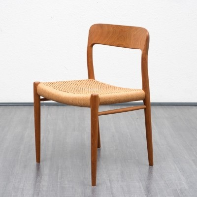 Dinner chair from the sixties by Niels O. Møller for J L Møller
