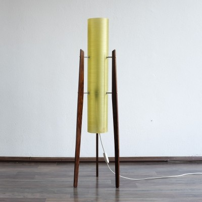 Rocket floor lamp, 1960s