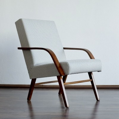 2 arm chairs from the sixties by unknown designer for unknown producer