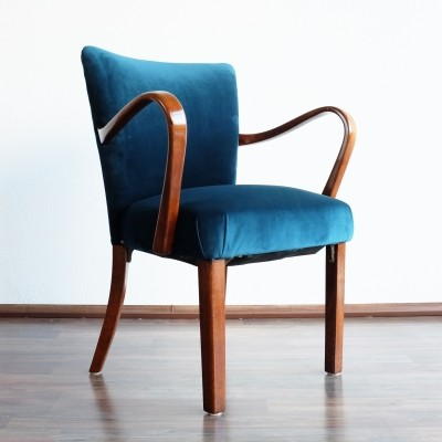 Arm chair from the thirties by unknown designer for Thonet