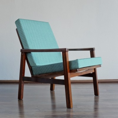 Arm chair from the fifties by unknown designer for Ton N. P. Bystřice pod Hostýnem