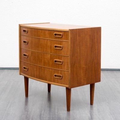 3 chest of drawers from the sixties by unknown designer for unknown producer