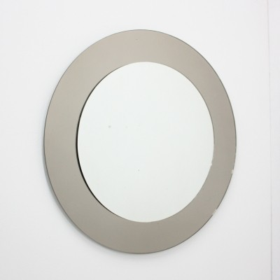 Mirror from the sixties by unknown designer for Cristal Art