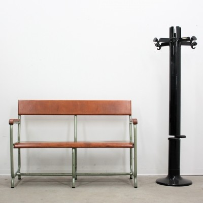 Bench from the twenties by unknown designer for unknown producer