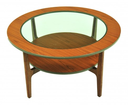 Coffee table from the sixties by unknown designer for unknown producer