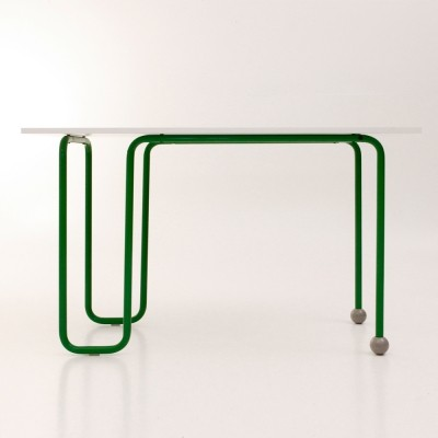 Writing desk from the eighties by unknown designer for Bieffeplast