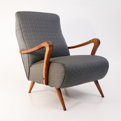 Arm chair from the forties by unknown designer for unknown producer