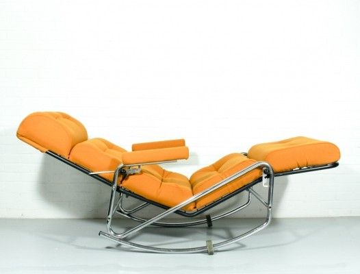 Lounge chair from the fifties by unknown designer for Lama
