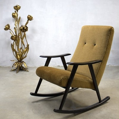 Rocking chair from the fifties by unknown designer for unknown producer