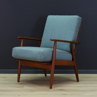 Arm chair from the seventies by unknown designer for unknown producer