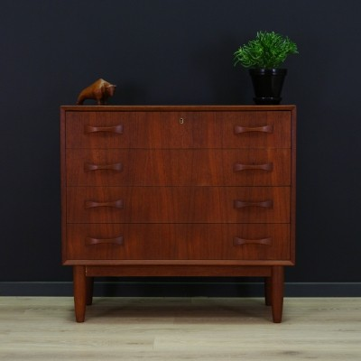 Chest of drawers from the seventies by unknown designer for unknown producer