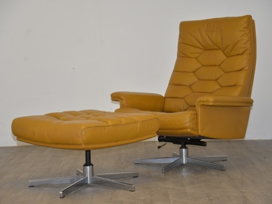 DS 35 arm chair by De Sede Design Team for De Sede, 1970s