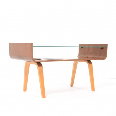 Coffee table from the fifties by Cor Alons for De Boer