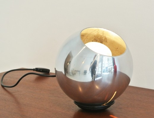 Mod. 586 desk lamp from the sixties by Gino Sarfatti for Arteluce