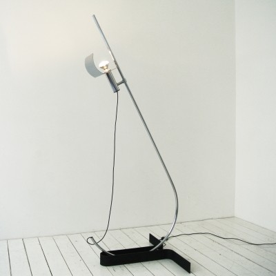 Jota floor lamp by Ennio Chiggio for Lumenform, 1960s