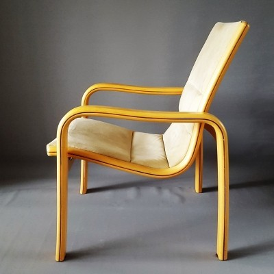 Melano lounge chair from the seventies by Yngve Ekström for Swedese