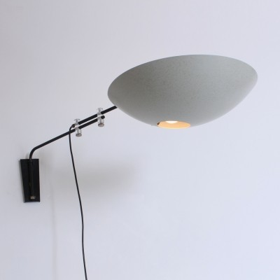 Nx 23 wall lamp from the fifties by Louis Kalff for Philips