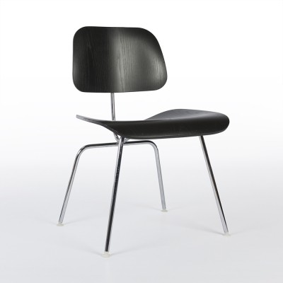 4 DCM dinner chairs by Charles & Ray Eames for Herman Miller