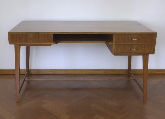Model 468 writing desk from the fifties by Georg Satink for WK Möbel